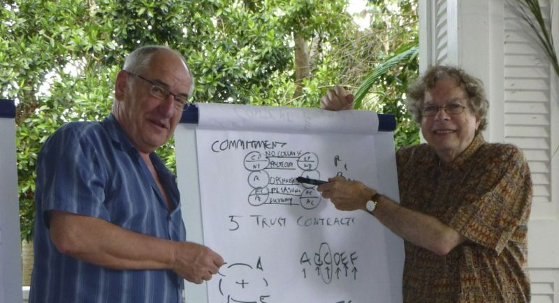 Bernd und Stephen, Jamaica